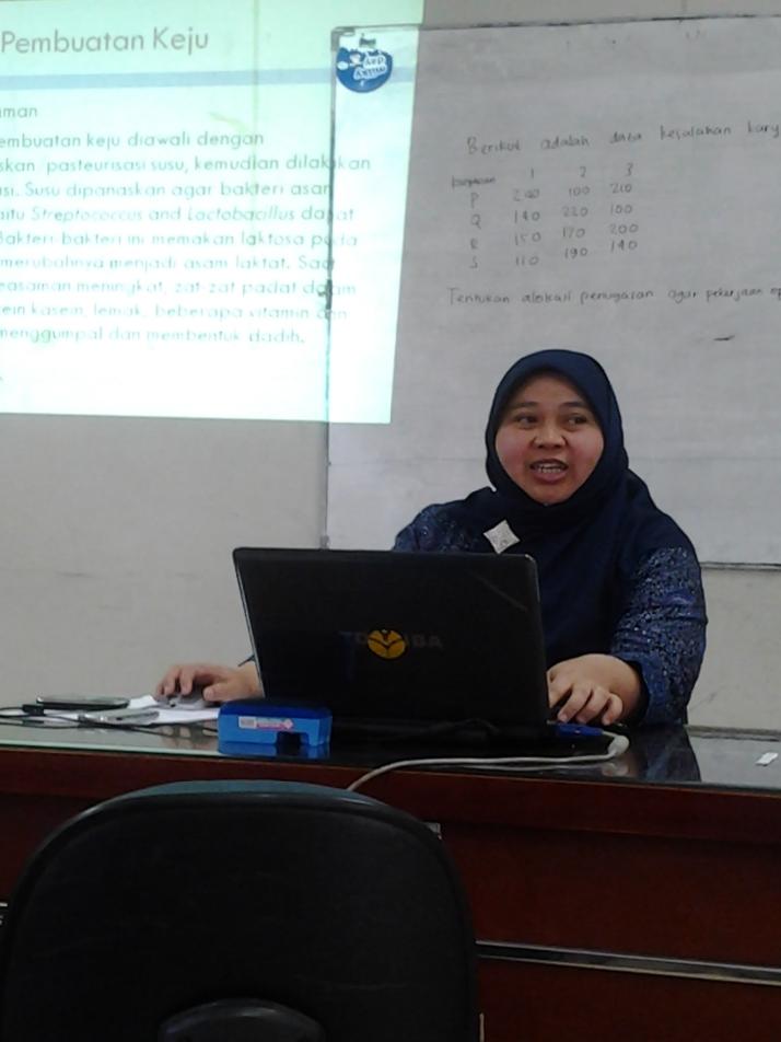 Pengajaran di Kelas